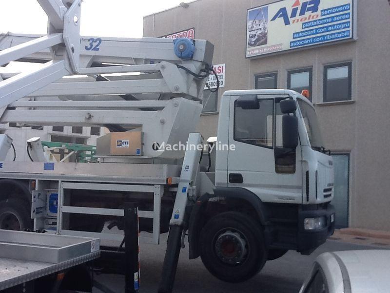 IVECO eurocargo CTE Zed 32  32mt bucket truck