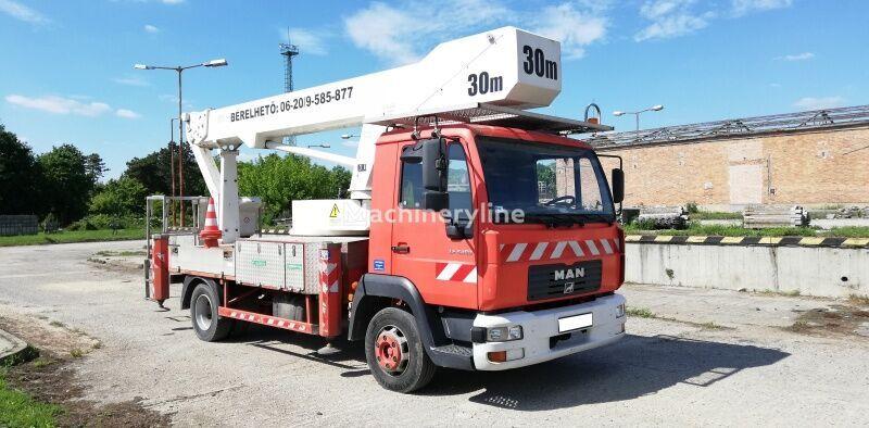 MAN Bison Palfinger TKA 30 KS - 30m, 280kg, 7.49t bucket truck