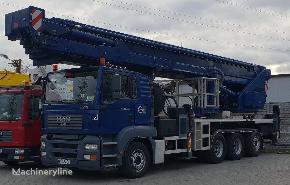 MAN TGA 35.480  bucket truck