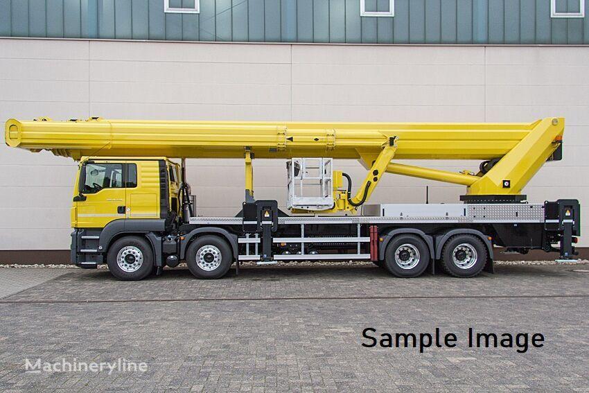 MAN TGS 34.400 // Ruthmann T 720 bucket truck