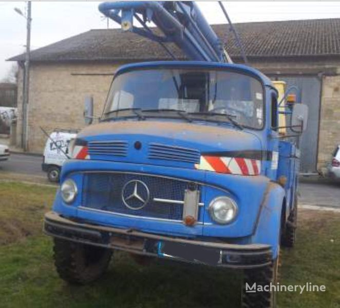 MERCEDES-BENZ 911 bucket truck