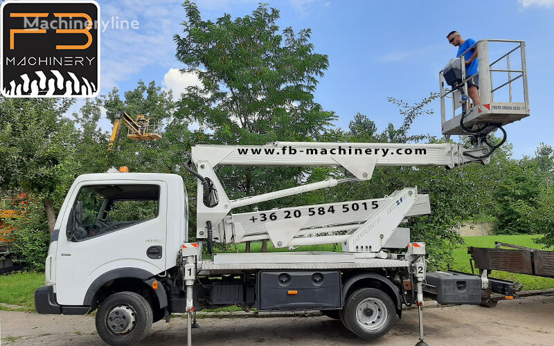Multitel MX 210 bucket truck