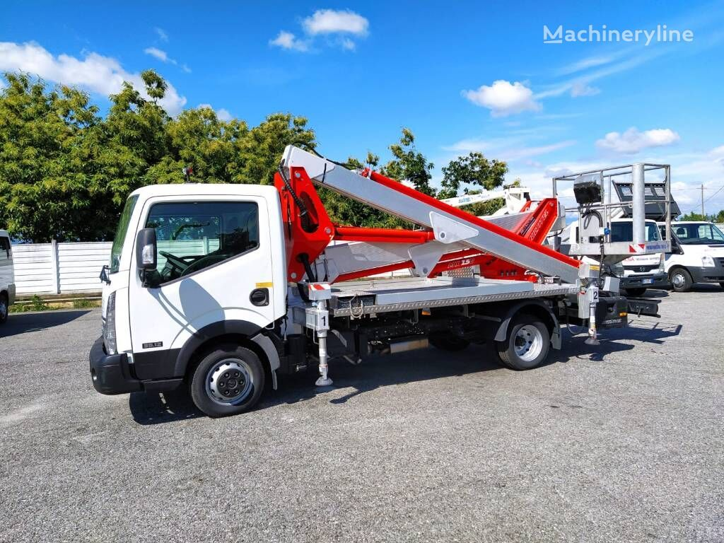 Multitel MX250 bucket truck