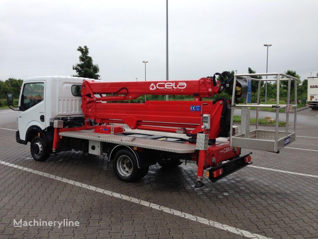 NISSAN CELA DT24 bucket truck
