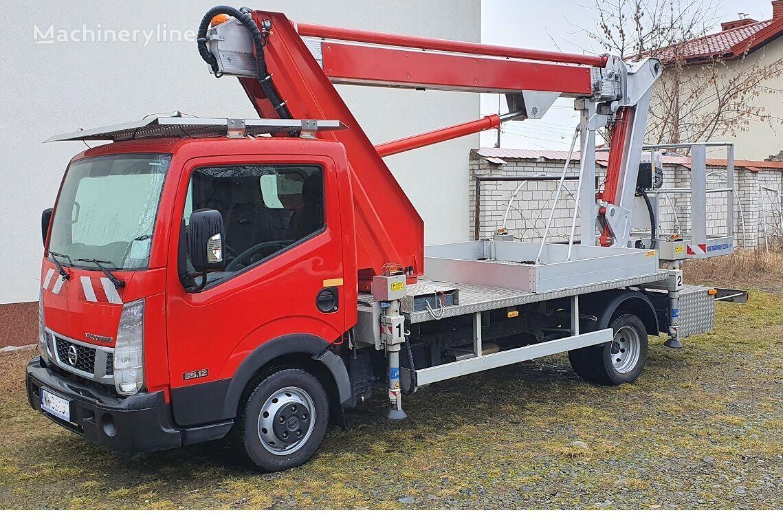 NISSAN Cabstar NT 400 35.12 bucket truck