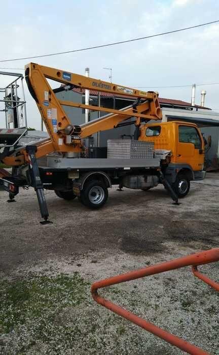 OIL&STEEL Snake 189 city bucket truck