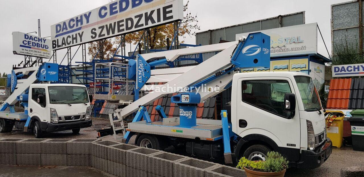 Socage CABSTAR SOCAGE DA 320 FORSTE bucket truck