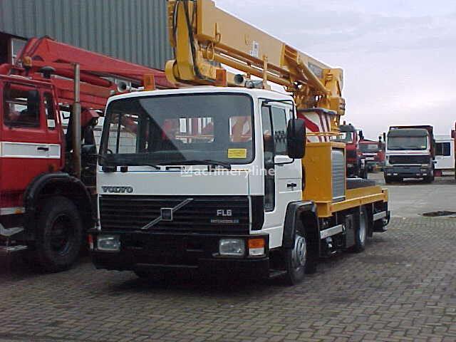 VOLVO FL614 4x2 bucket truck