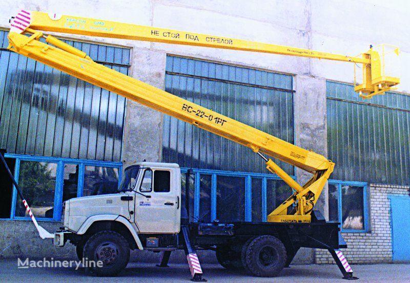 ZIL VS—22-01  bucket truck