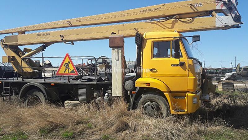 PZGT PSS-121.22E bucket truck