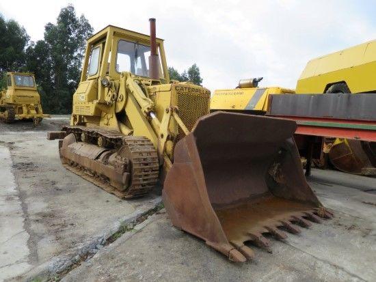CATERPILLAR 977L (PIEZAS / DESGUACE) bulldozer for parts
