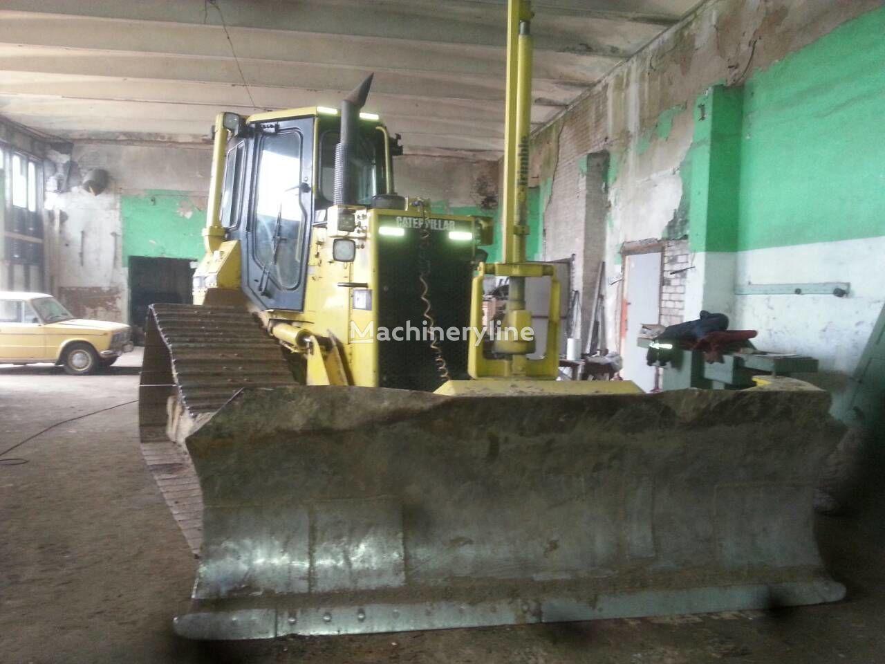 CATERPILLAR D4H   new hydropump LASER bulldozer