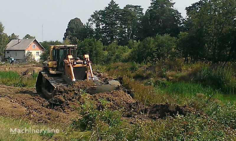 CATERPILLAR D6 R LGP bulldozer