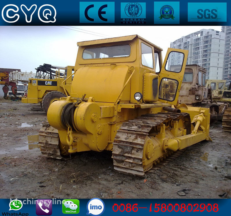 CATERPILLAR D7G with winch bulldozer