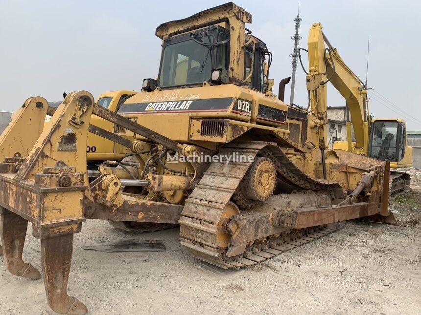 CATERPILLAR D7R bulldozer