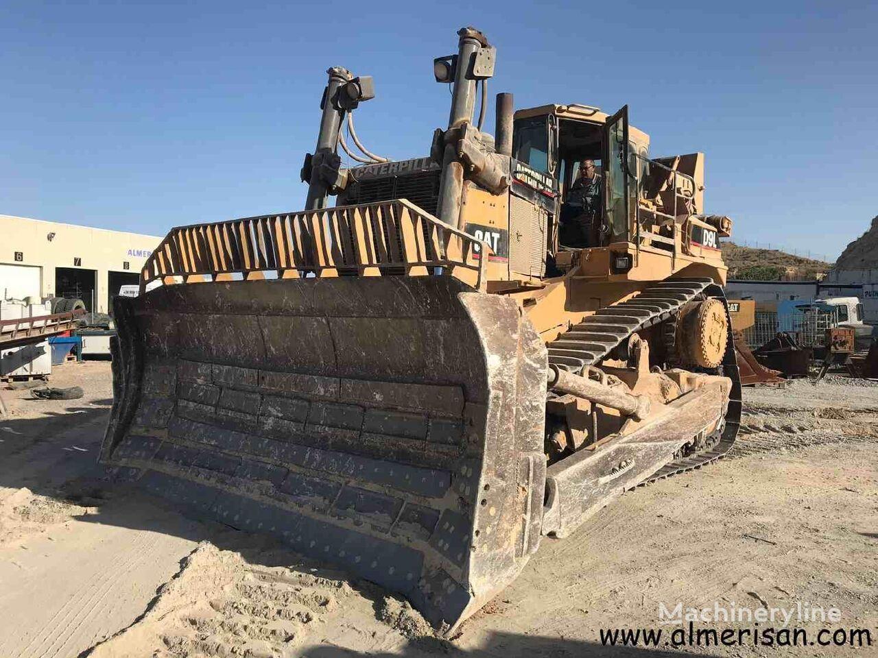 CATERPILLAR D9L. BULLDOZER bulldozer