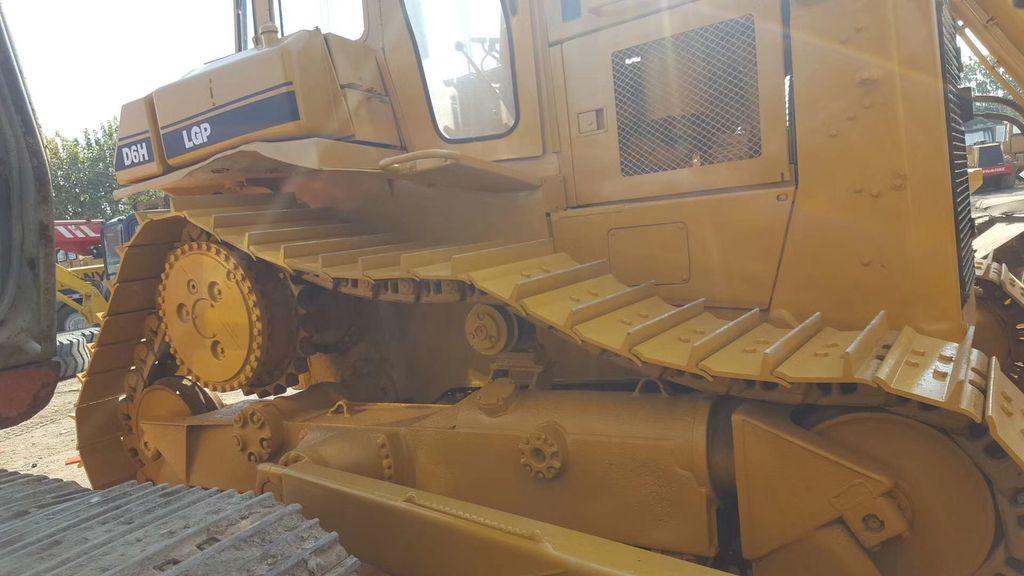 CATERPILLAR Original CAT D6H Bulldozer  bulldozer