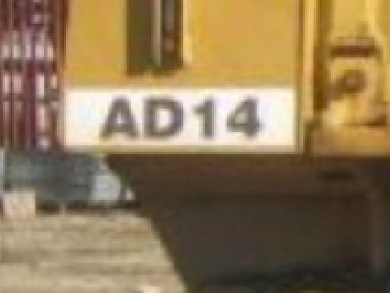 FIAT AD14 (PIEZAS / DESGUACE) bulldozer for parts