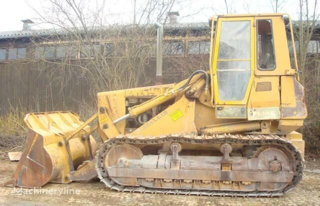 FIAT FL14E laderaupe 19 to bulldozer