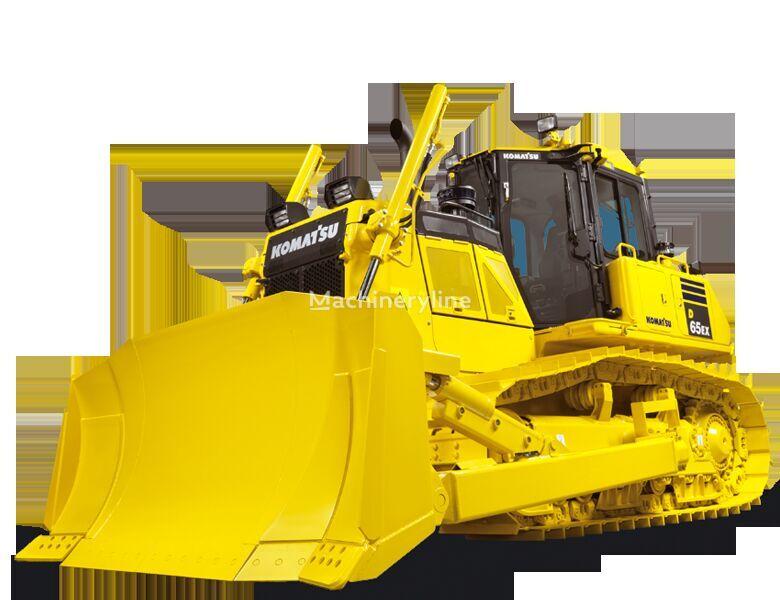 new KOMATSU D 65EX-18 bulldozer