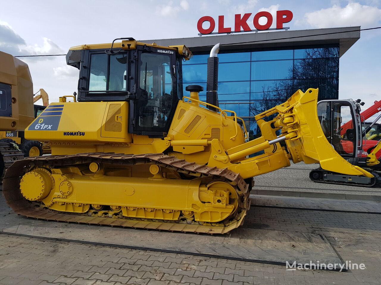 KOMATSU D61 PX-23 bulldozer