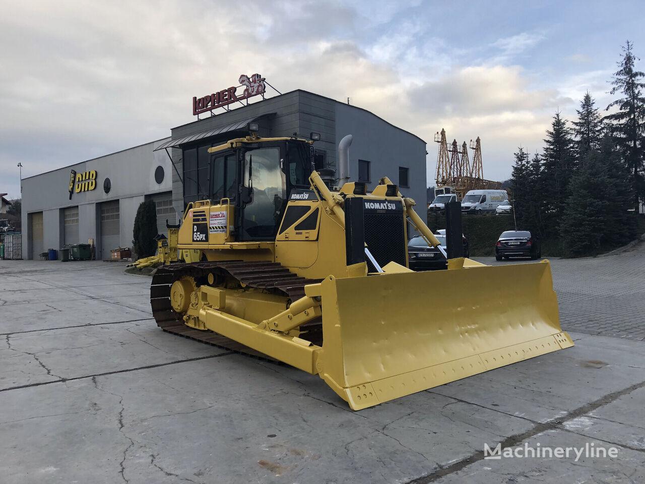 KOMATSU D65PX-16 bulldozer