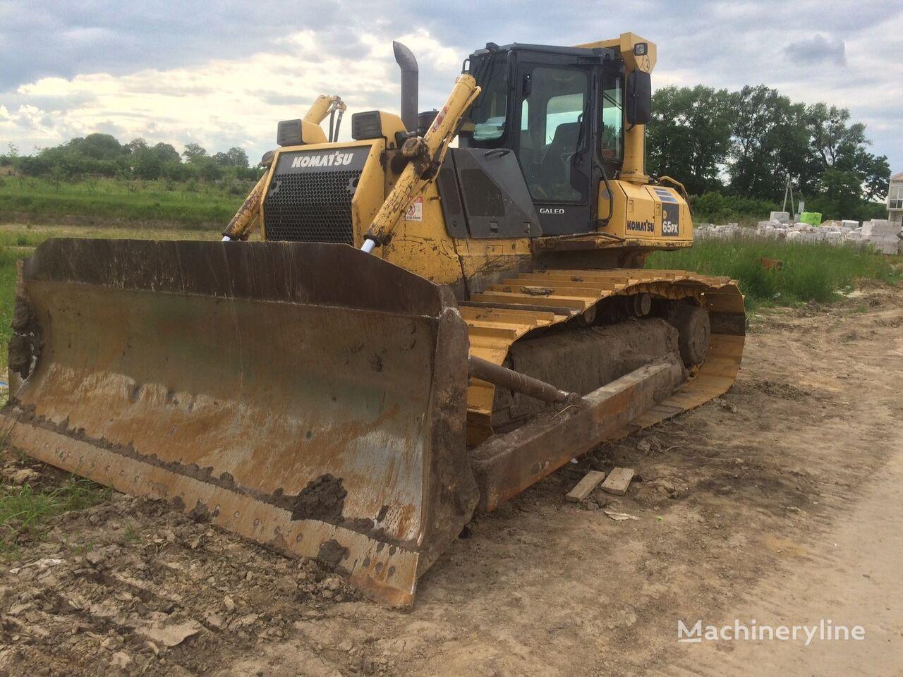 KOMATSU d 65 PX -15  Arenda bulldozer