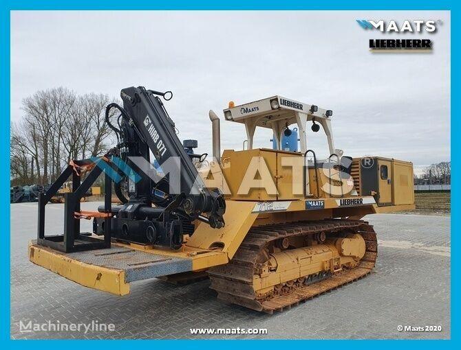 LIEBHERR SR712-BM Welding bulldozer