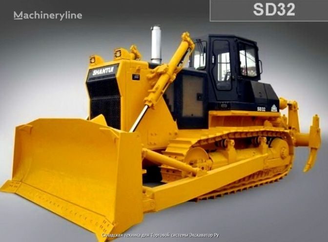 new SHANTUI SD-32 (KREDIT NA VYGODNYH USLOVIYaH V GRIVNE) bulldozer