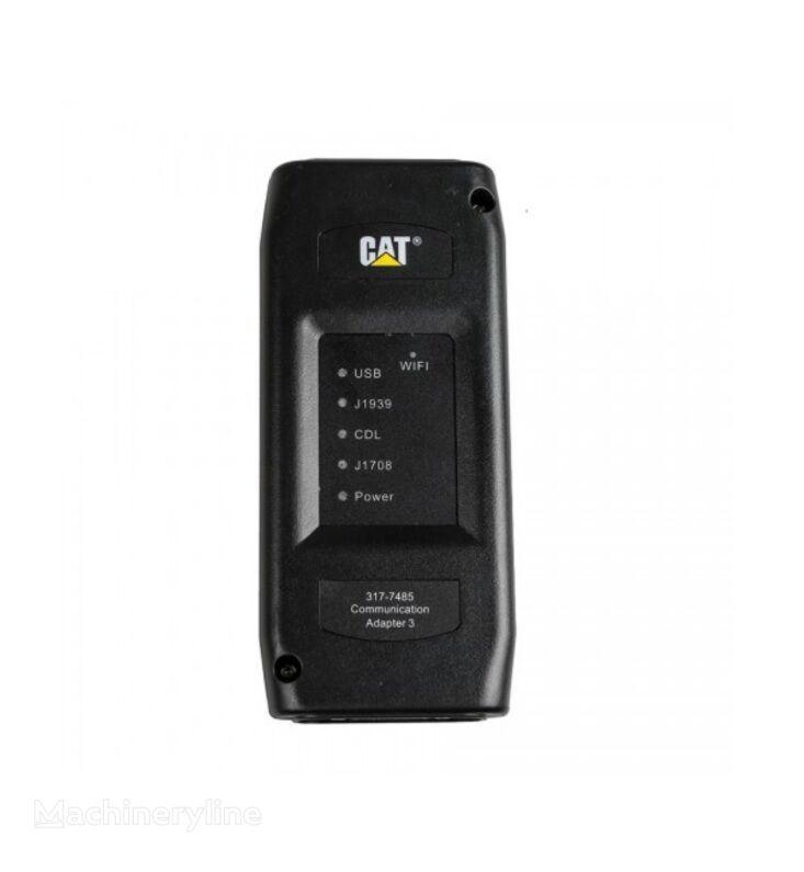 new CATERPILLAR CAT ET3 Adapter III 2019A Truck Diagnostic Tool WIFI/SSD/HDD/CD/ car diagnostic tools
