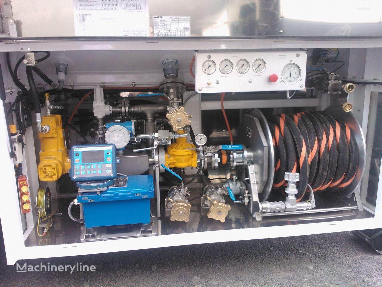 Izmeritelnaya sistema Endress+Hauser  dlya szhizhennogo gaza car diagnostic tools