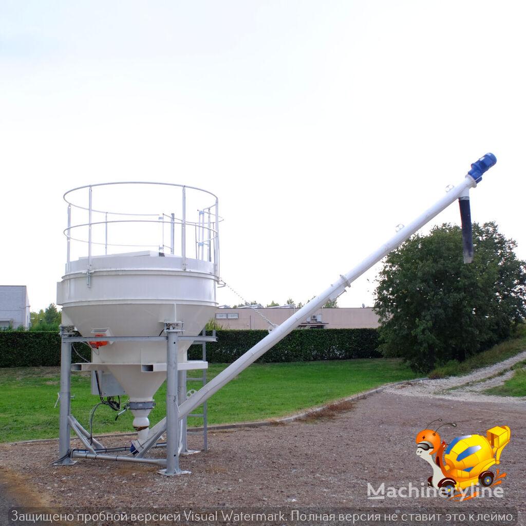 new FIORI BS 2.0 cement silo