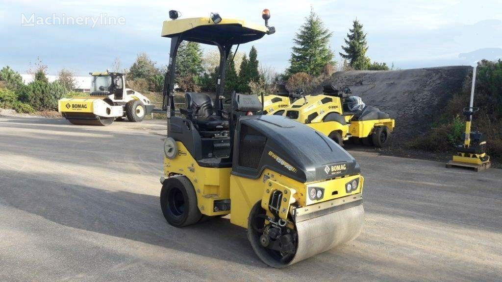 BOMAG BW 120AC-5  combination roller