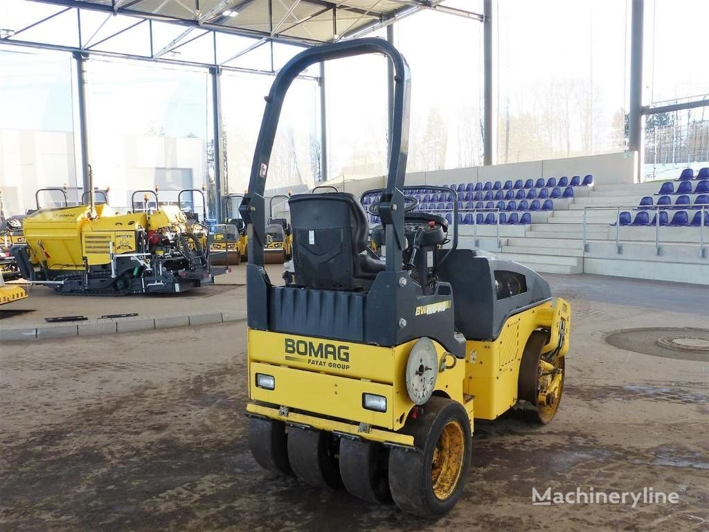 BOMAG BW 125 AC-4  combination roller