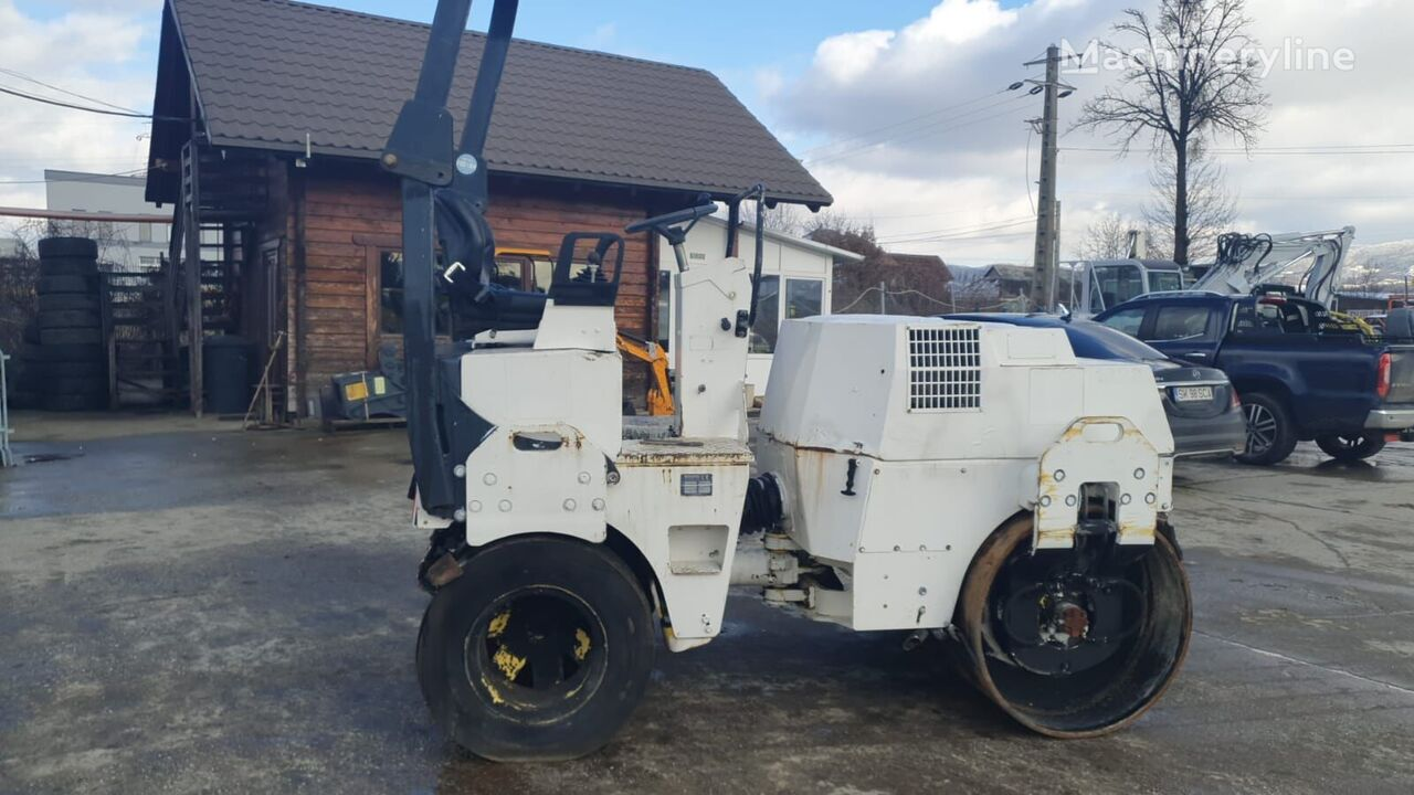 BOMAG BW 138 AC combination roller