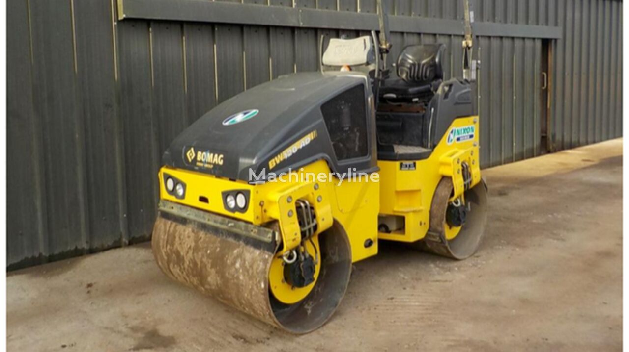 BOMAG BW120AD-5 compactor