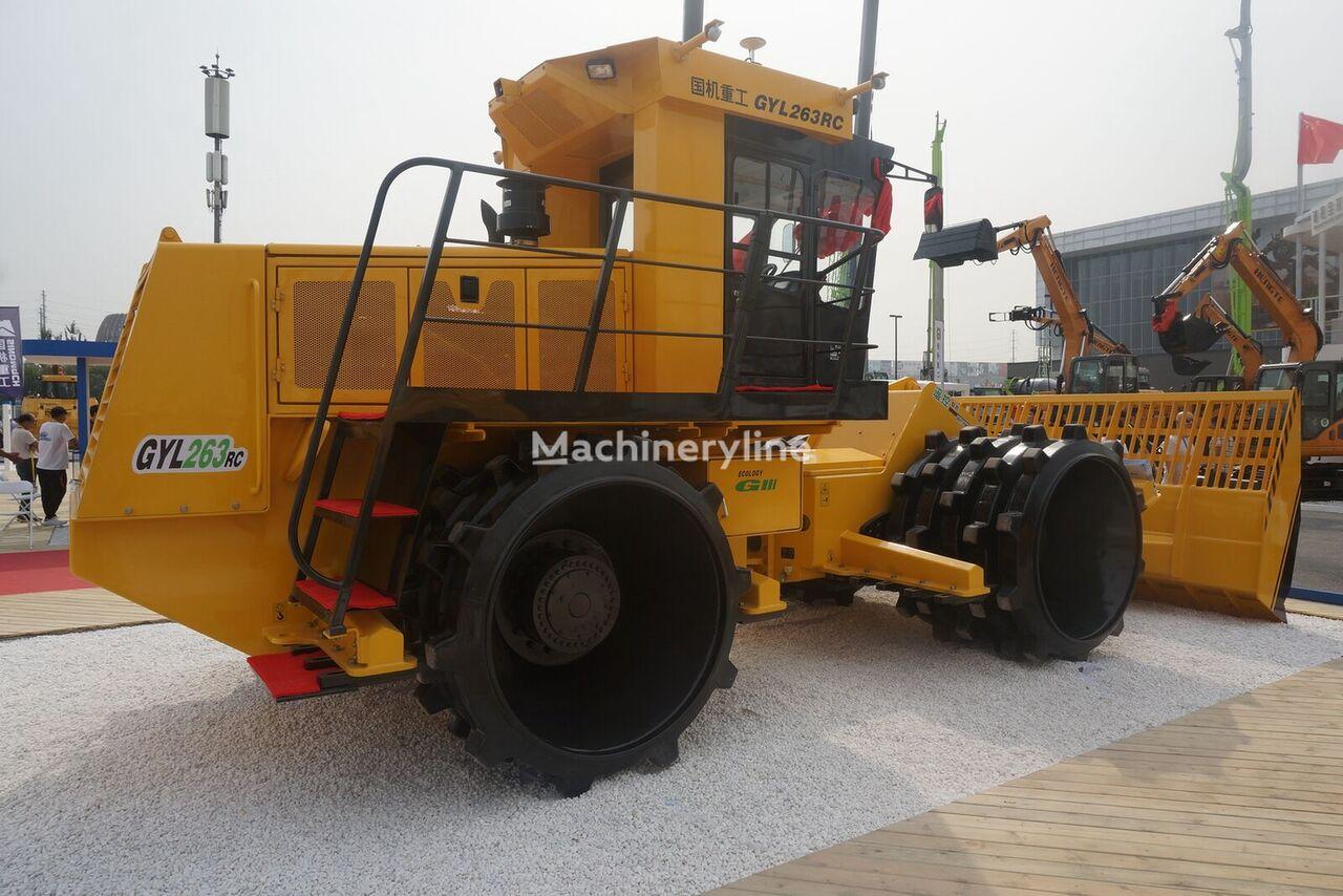 new Sinomach GYL20 compactor