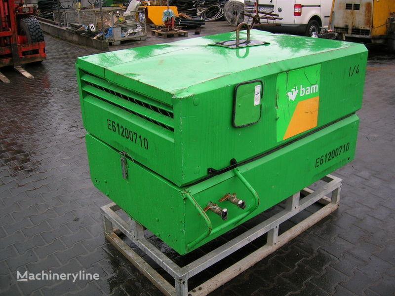 Atlas Copco Irmer+Elze compressor