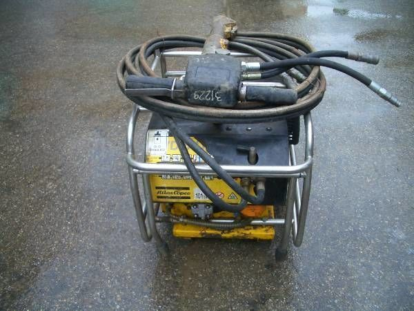 Atlas Copco  PACK 20 compressor
