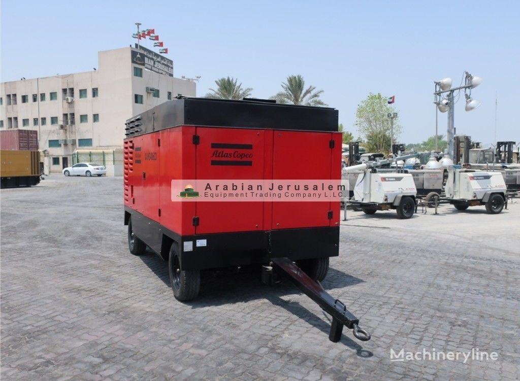 Atlas Copco XAMS406 compressor