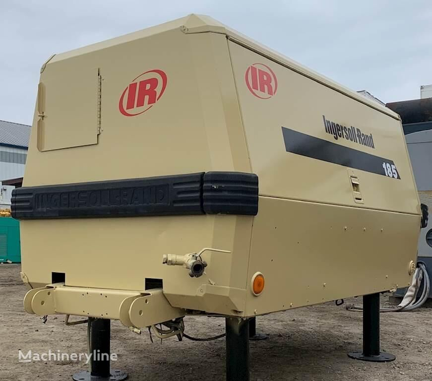 INGERSOLL RAND P185WJD 185CFM  compressor