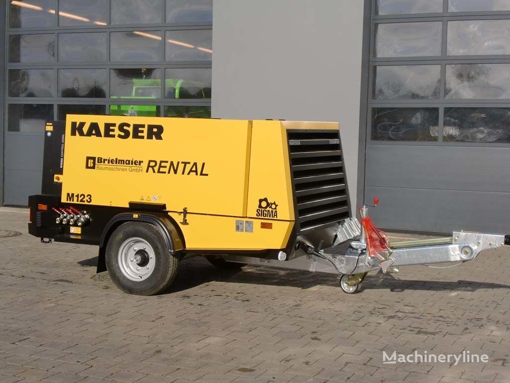 KAESER m123 compressor