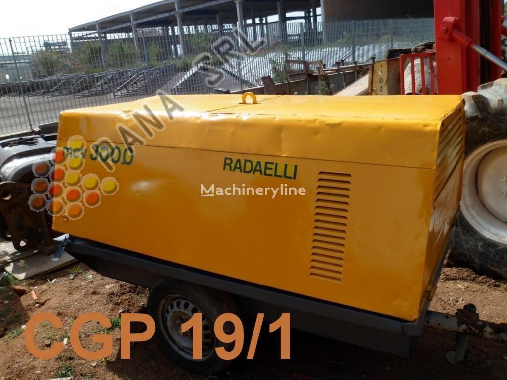 RADAELLI MCV 3000 compressor