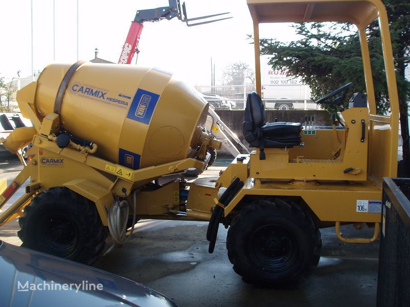 CARMIX ONE concrete mixer truck