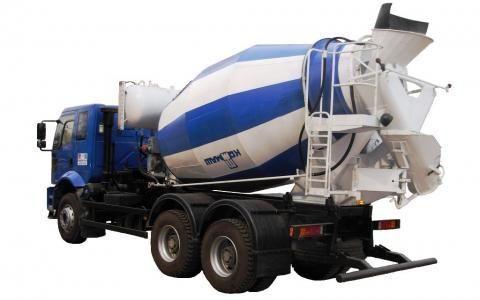 FORD CARGO 3430 D concrete mixer truck