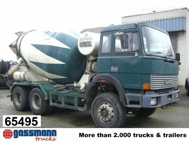 IVECO 260 / -25 AHB  concrete mixer truck