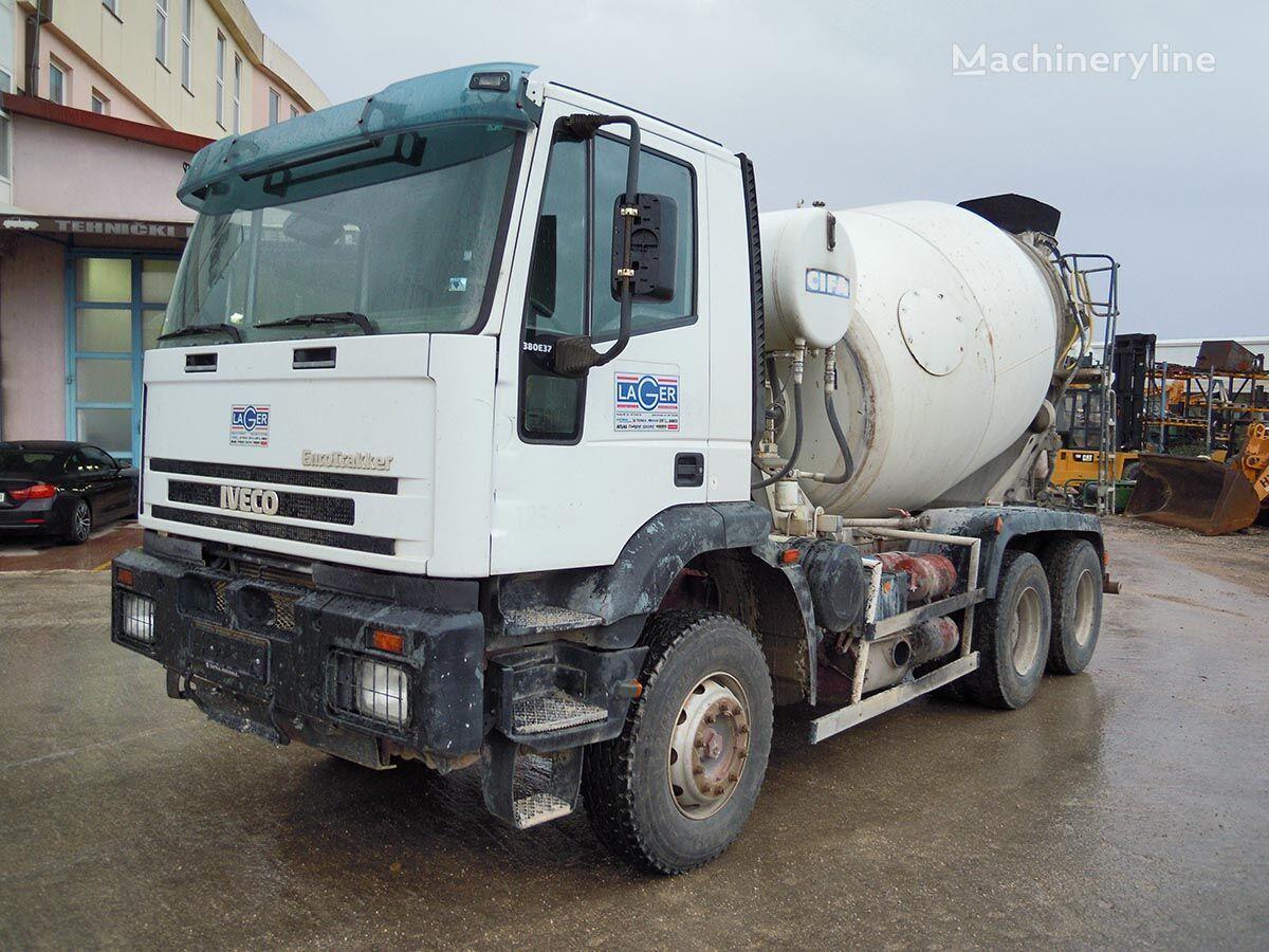 Cifa RH75  on chassis IVECO EUROTRAKKER 380E37H concrete mixer truck