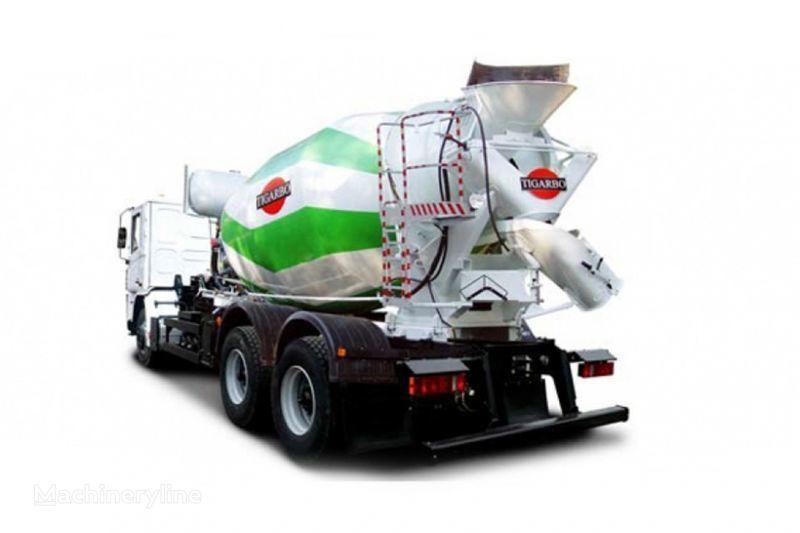 KRAZ P23.2  concrete mixer truck
