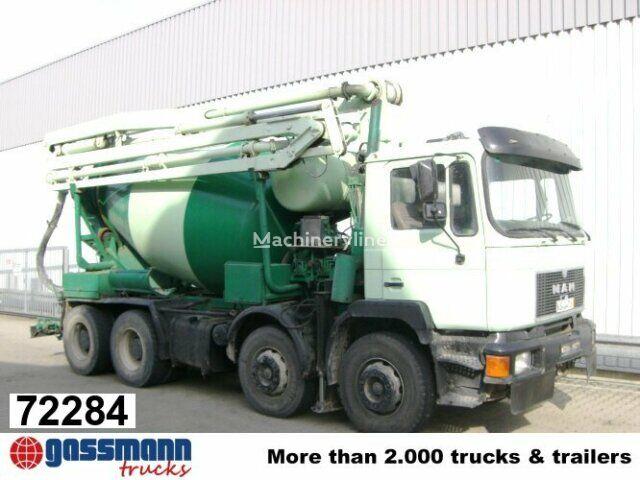 MAN 33.292 8x4 33.292 Mischer  concrete mixer truck