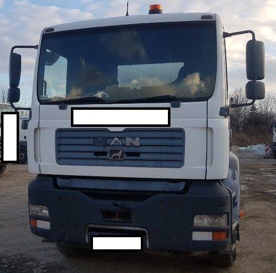 MAN TGA 35.360 concrete mixer truck